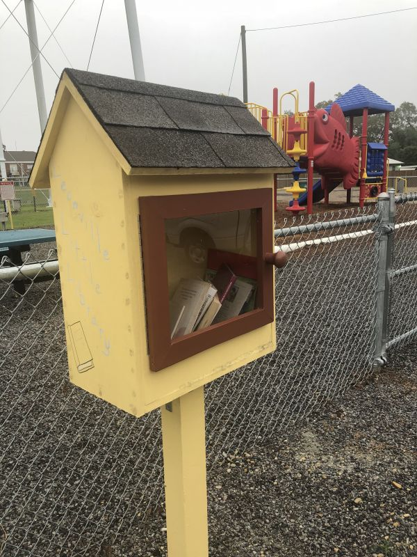 Leonville Little Library